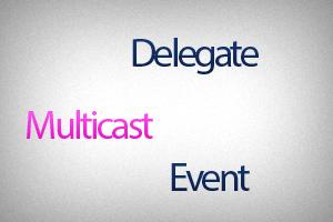 delegate-multicast-event