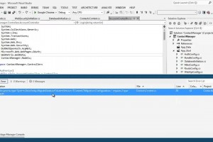 Live coding  – session 1 : ASP.NET MVC, SQL Server, TDD, Scaffolding, Windows Azure