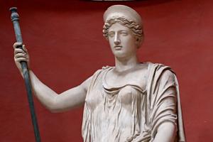 Loi de Déméter - Déméter, déesse grecque